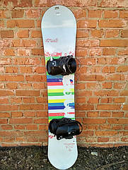 Сноуборд з кріпленням 153 см. Firefly
