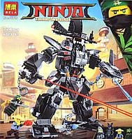 """Конструктор """"Ninja Робот Гарма"""" / 774 шт/ Товар с витрины"""