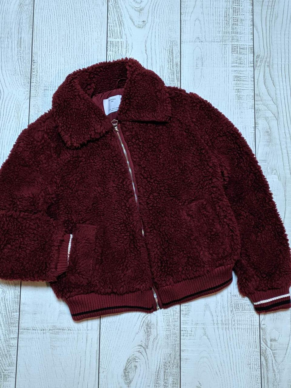 Куртка/шубка жіноча демісезонна Bershka S