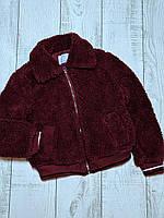 Куртка/шубка женская демисезонная Bershka S
