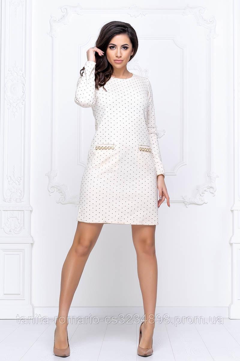 Повсякденна сукня з прикрасами S