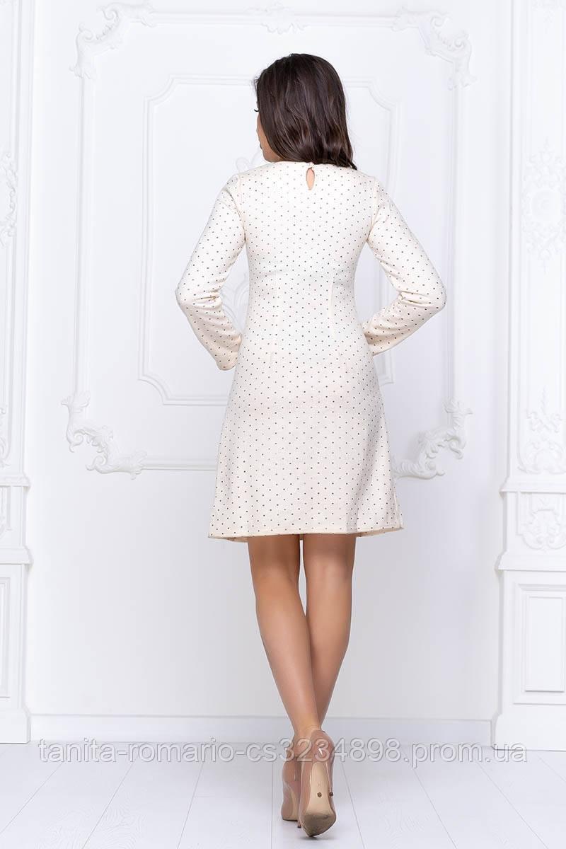 Повсякденна сукня з прикрасами L