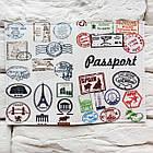 Обложка для ID-паспорта на 4 карты Путешественник, фото 2