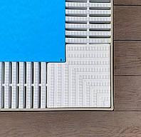 Угол 90 градусов к решетке перелива 180 мм (сплошной), фото 1
