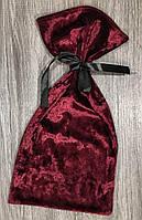 Упаковка для пижам нижнего белья, велюровый мешочек.