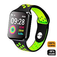 Умные смарт часы Smart watch F8, спортивный фитнес браслет, трекер для занятий спортом, фото 1