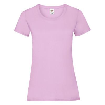 Футболка женская светло-розовая VALUEWEIGHT T