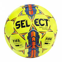 Мяч футбольный SELECT Brillant Super (FIFA QUALITY PRO) 2018 Артикул: 361595, фото 1