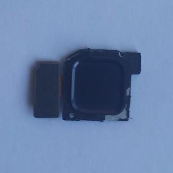 Шлейф для Huawei P10 Lite, для сканера відбитка пальця (Touch ID), Чорний