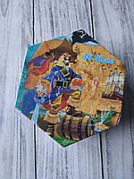 """Набор детского творчества в коробке """"Пират"""", 46 предметов, товары для творчества"""