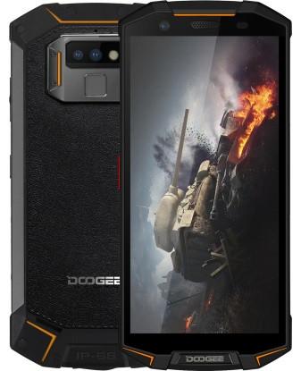 """Смартфон Doogee S70 6/64Gb Orange, 2sim, 5500mAh, IP68, 12+5/16Мп, экран 5.99"""" IPS, 8 ядер, 4G"""