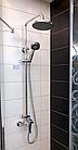 Душевая система Imprese NOVA VLNA с Смеситель верхний душ 200 мм, фото 3