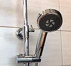 Душевая система Imprese NOVA VLNA с Смеситель верхний душ 200 мм, фото 6