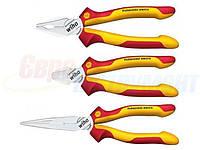 Набор шарнирно-губцевого инструмента Wiha Professional electric W26852, 3 предмета (W26852)