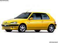 Peugeot 106 ІІ ,Пежо 106 1996-2003-