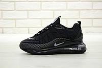 Мужские кроссовки Nike Air Max 720 черные, фото 1