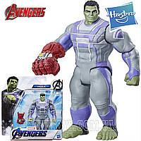 Фигурка Халк Дэлюкс Marvel Avengers: Endgame Hulk Deluxe 16 см E3940