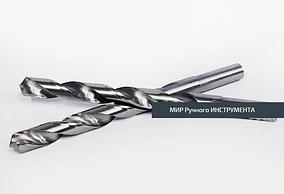 Сверло по металлу HSS 11 мм.  (уп.5шт) с хвостовиком 10 мм