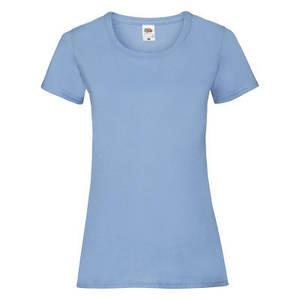 Футболка женская небесно голубая VALUEWEIGHT T