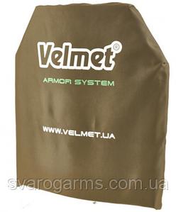 Бронепластина з полімерним покриттям Velmet ARM -550P