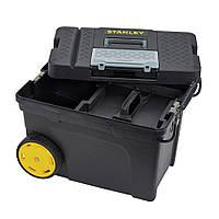 Ящик для инструмента Mobile Contractor Chest Stanley ( 1-97-503 )  Ящик для інструментів Mobile Contractor, фото 1