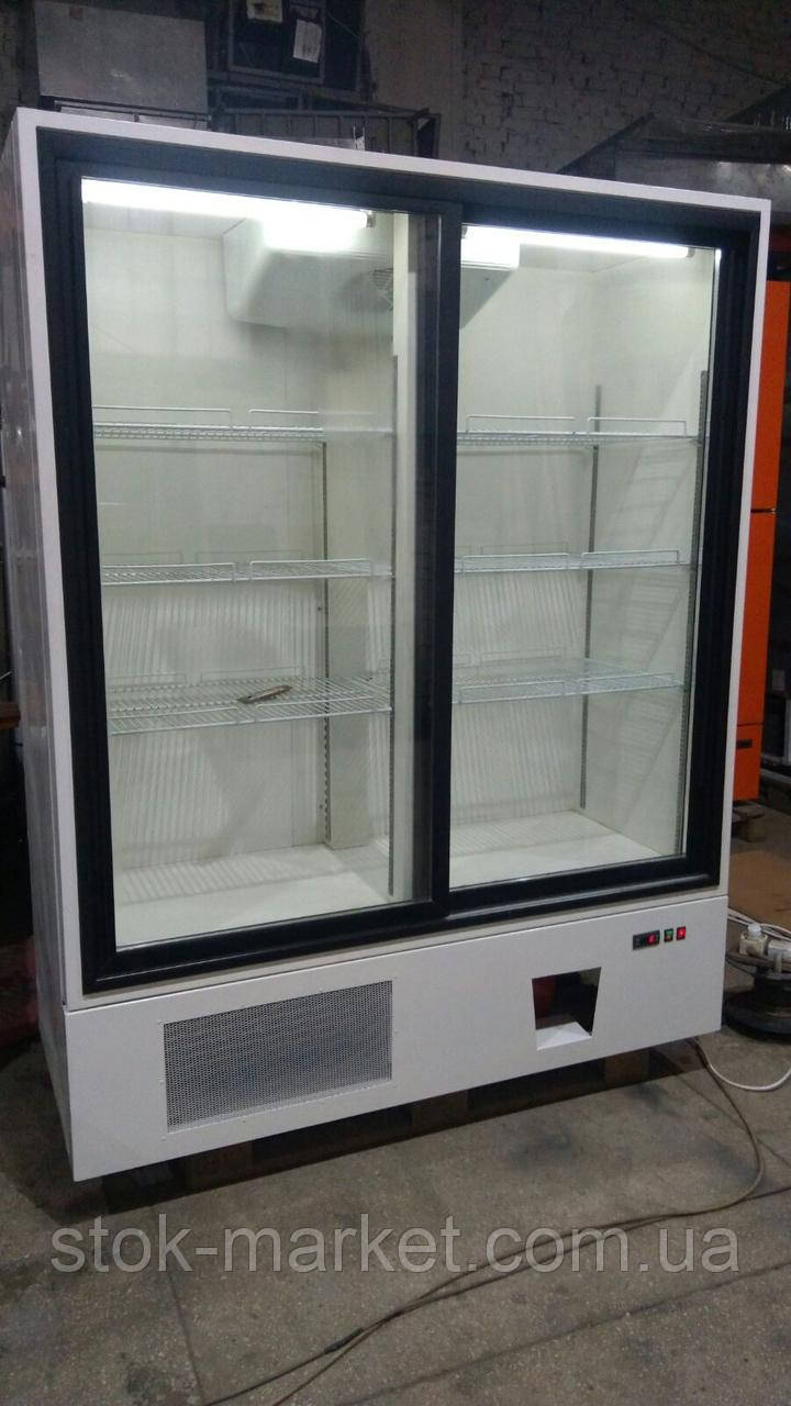 Шкаф холодильный демонстрационный COLD бу. отличное качество.