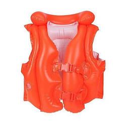 Надувний жилет для плавання Intex 58671 (bks_00376)