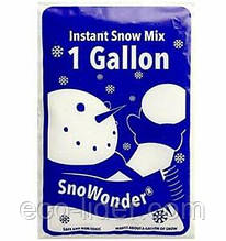 Сніг для слаймов SnoWonder 1 галон (36 грам)