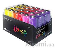 Батарейки Xiaomi ZMi ZI5 Rainbow AA batteries 24 шт