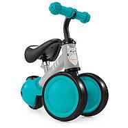 Каталка-беговел Kinderkraft Cutie Turquoise, фото 3