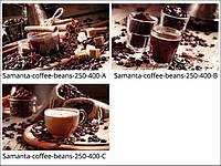 Стеклянные декоры для кухни и кафе Coffee-beans