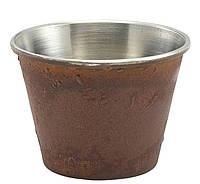 Соусник порционный 5,7 х h 4 см, эффект ржавчины, Rust Effect