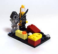 "Конструктор ""Скелет и  воин"" / 20 шт/ Товар с витрины, фото 1"