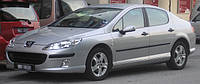 Peugeot 407 (Купе) (2005-2010) КП,Пежо 407