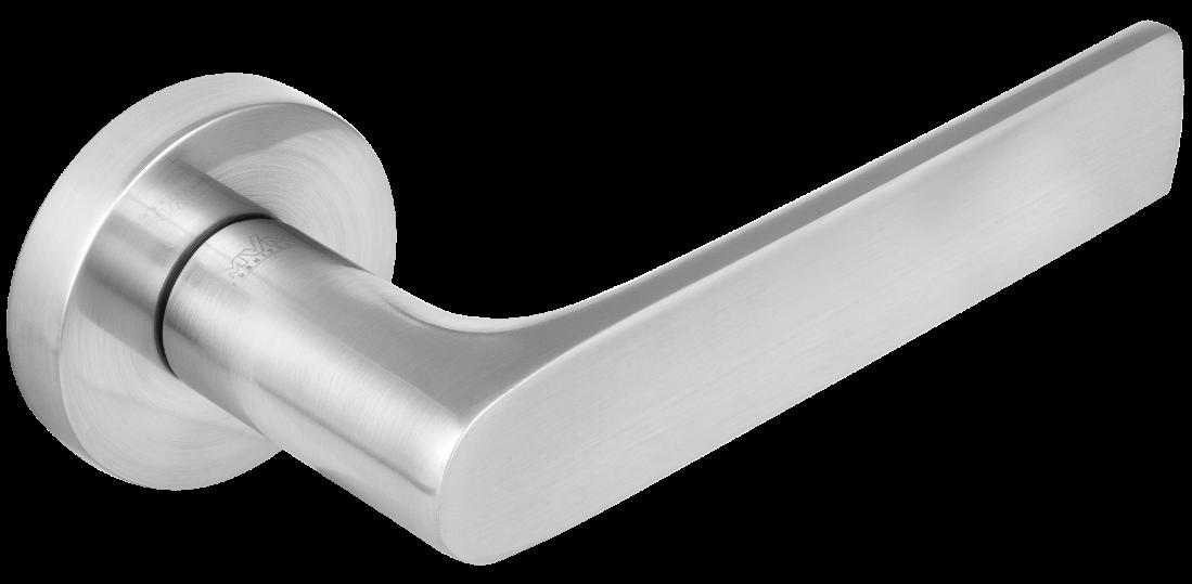 Дверные ручки MVM Z-1801 MC матовый хром