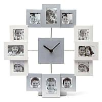 Фоторамка-часы Все вместе