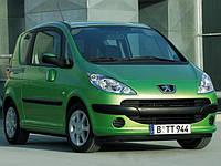 Peugeot 1007,Пежо 1007 2004/10-2010