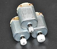 Мотор электрический 3-5В 17000-18000rpm - 3 штуки