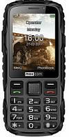 Мобильный телефон Maxcom MM920 Black Гарантия 12 месяцев