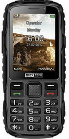 Телефон Maxcom MM920 Black Гарантія 12 місяців