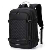 Мужской Рюкзак Городской для Ноутбука ROWE (R8281) Черный