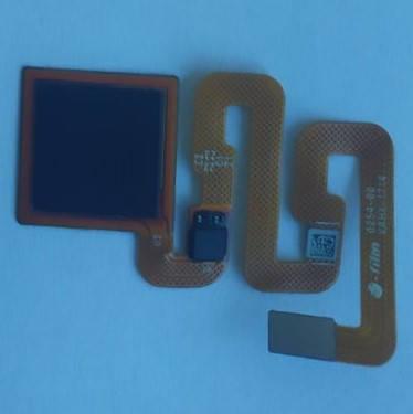 Шлейф для Xiaomi Redmi 4X, для сканера отпечатка пальца, (Touch ID), Черный, фото 2