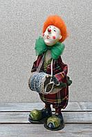 """Авторская, характерная кукла. """"Клоун"""" (А01102), фото 1"""