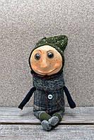"""Авторская, характерная кукла. """"Гном"""" (А01106)"""