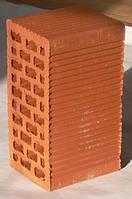 Керамический блок (двойной кирпич) 2NF (2НФ) СБК размер 250*120*138 М-125, фото 1