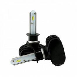 Светодиодные лампы H11 6000K SVS S1 Silver Star, фото 2