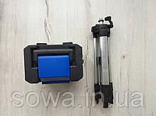 Лазерный уровень, нивелир ГОРИЗОНТ GRNL01  ( 5 линий / 6 точек ), фото 2