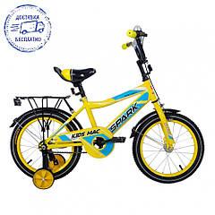 Велосипед SPARK KIDS MAC TV1401-001