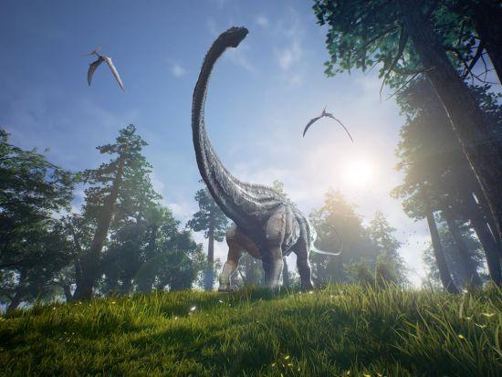 Фотообои динозавр разные текстуры , индивидуальный размер