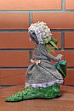 "Авторская, характерная кукла. ""Арина"" (крокодилица) (А01112), фото 3"